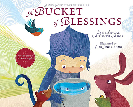summer reading - A Bucket of Blessings
