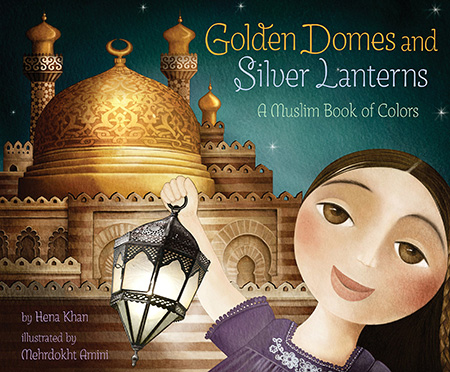 summer reading - Golden Domes & Silver Lanterns