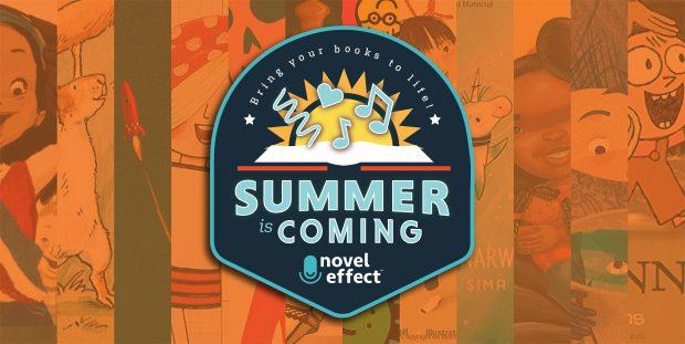 summer reading - Novel Effect