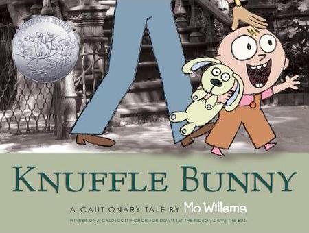 Summer Reading - Knuffle Bunny