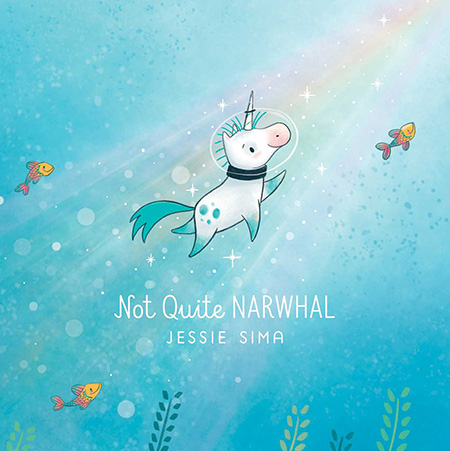 Not Quite Narwhal - summer reading