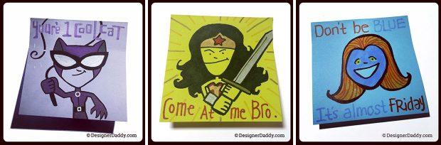 Catwoman - Wonder Woman - Mystique