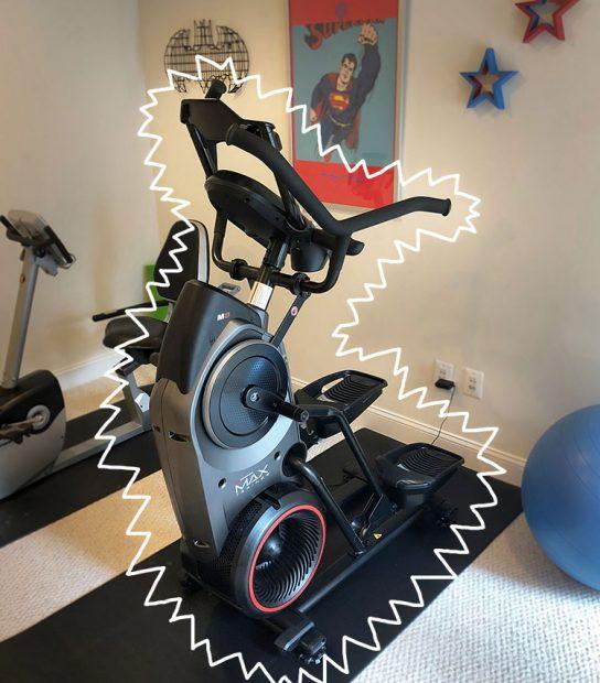 Bowflex Max 8 Trainer - MOTIVATION!