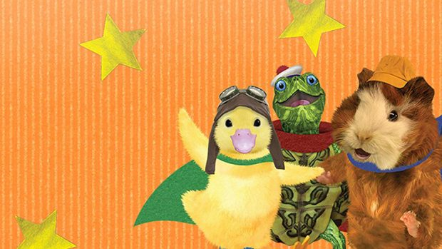 Wonder Pets - Top 10 TV Shows of the last 10 years