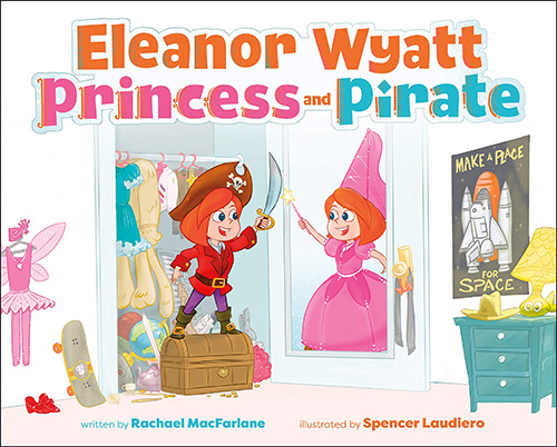 Eleanor Wyatt Princess and Pirate