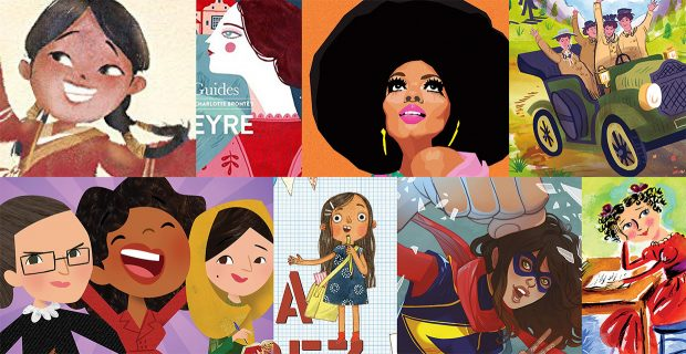 Picture Books About Girls