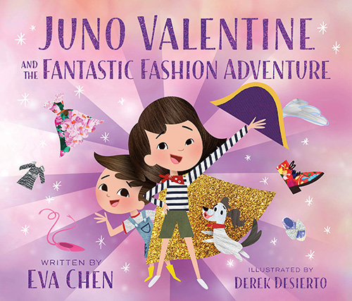 Juno Alexander - Awesome Picture Books About Girls