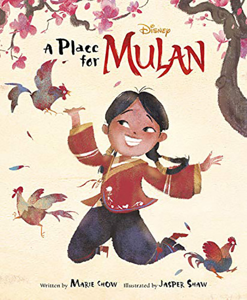 Disney's A Place for Mulan