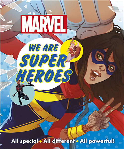 Marvel We Are Super Heroes - Picture Books