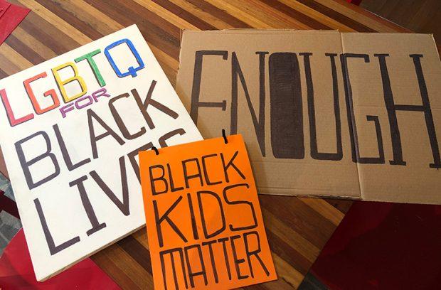 Black Lives Matter - racism