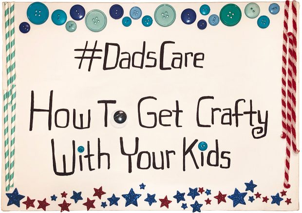 How To Get Crafty With Your Kids