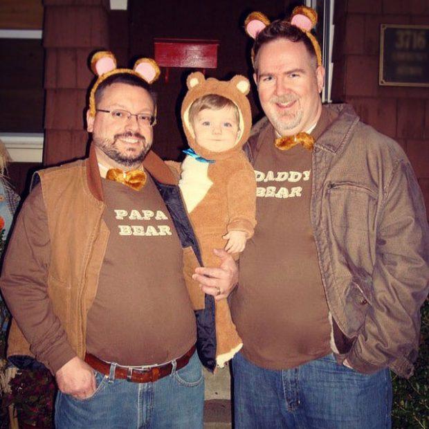 The Three Bears Halloween