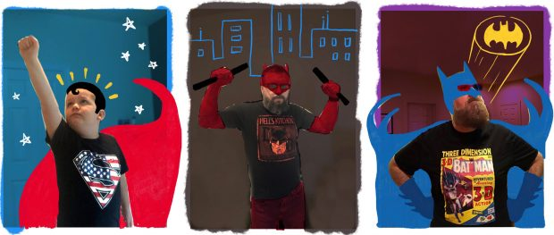 Superhero Day - Pandemic Parenting