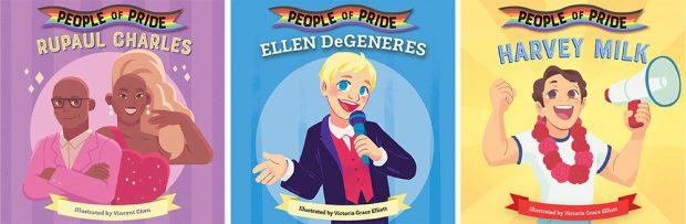 People of Pride: Harvey Milk, Ellen, RuPaul