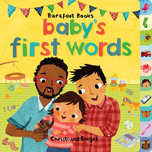 Baby's First Words -- LGBTQ Children's Books