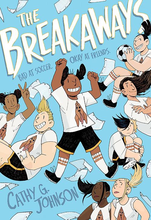 The Breakaways -- LGBTQ books for kids
