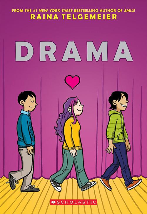 Drama -- LGBTQ Children's Books