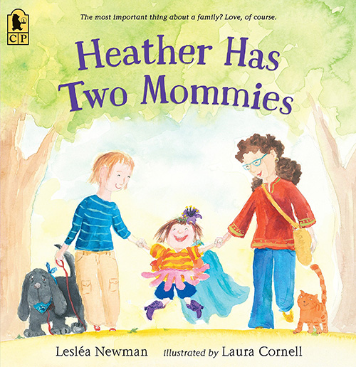 Heather Has Two Mommies - LGBTQ Children's Books
