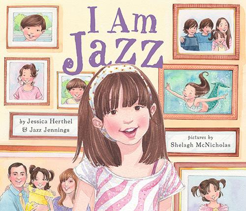I Am Jazz - Trans books for kids