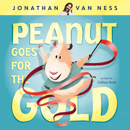 Peanut Goes for the Gold - Jonathan van Ness - trans - nonbinary