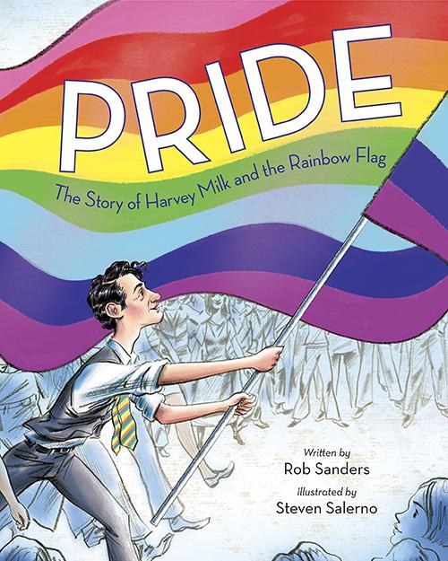 Pride Harvey Milk - LGBTQ Children's Books