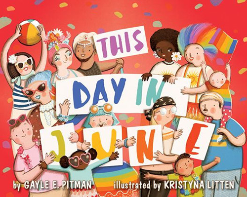 This Day in June - LGBTQ Books for Kids - Pride