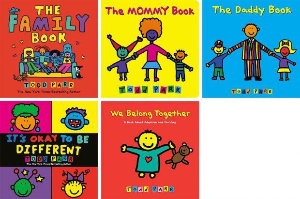 Todd Parr -- LGBTQ Children's Books