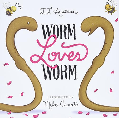 Worm Loves Worm - LGBTQ Children's Books