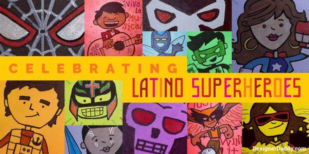 Latinx Superheroes